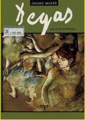 Obal knihy Degas CZ