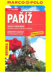 Obal knihy Paříž