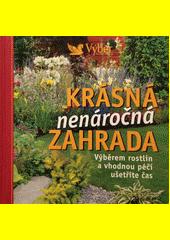 Obal knihy Krásná nenáročná zahrada CZ