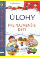 Obal knihy Úlohy pre najmenšie deti