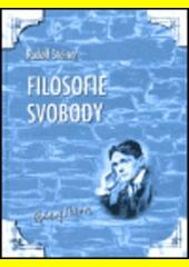 Obal knihy Filosofie svobody CZ