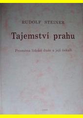 Obal knihy Tajemství prahu CZ