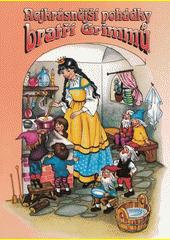 Obal knihy Najkrajšie rozprávky bratov Grimmovcov