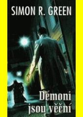 Obal knihy Démoni jsou věční (2) CZ