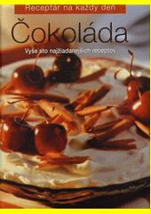 Obal knihy Čokoláda