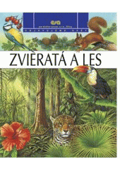 Obal knihy Zvieratá a les