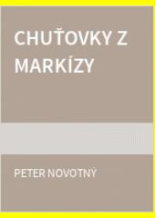 Obal knihy Chuťovky z Markízy