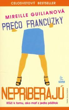 Obal knihy Prečo Francúzky nepriberajú