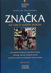 Obal knihy Značka: od vize k vyšším ziskům CZ