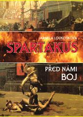 Obal knihy Spartakus CZ