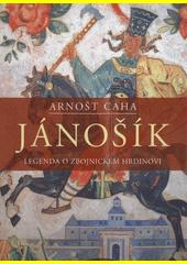 Obal knihy Jánošík CZ