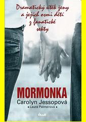Obal knihy Mormonka CZ