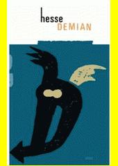 Obal knihy Demian CZ