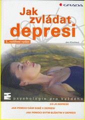 Obal knihy Jak zvládat depresi CZ