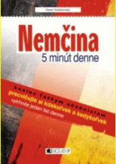 Obal knihy Nemčina 5 minút denne