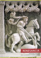 Obal knihy Renesancia