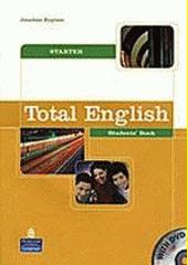 Obal knihy Total English - Starter EN