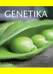 Obal knihy Genetika CZ