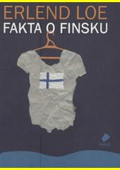 Obal knihy Fakta o Finsku CZ