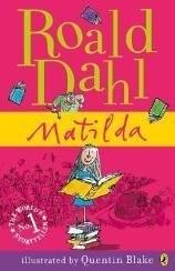 Obal knihy Matilda EN