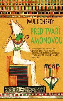 Obal knihy Před tváří Amonovou CZ