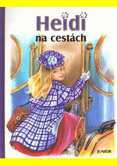 Obal knihy Heidi na cestách CZ