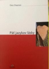 Obal knihy Päť jazykov lásky