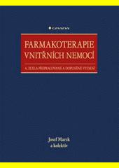 Obal knihy Farmakoterapie vnitřních nemocí CZ