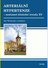 Obal knihy Arteriální hypertenze – současné klinické trendy (VIII.) CZ