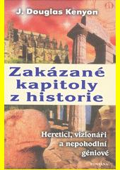 Obal knihy Zakázané kapitoly z historie CZ
