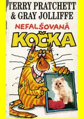 Obal knihy Nefalšovaná kočka CZ