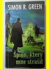 Obal knihy Špion, který mne strašil (3) CZ