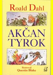 Obal knihy Akčan Tyrok