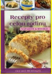 Obal knihy Recepty pro celou rodinu CZ