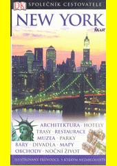 Obal knihy New York CZ