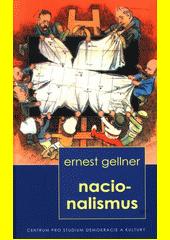 Obal knihy Nacionalismus CZ