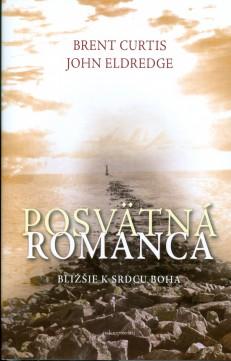Obal knihy Posvätná romanca