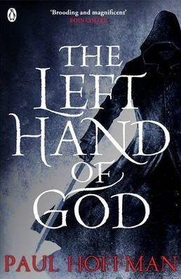 Obal knihy The Left Hand of God EN