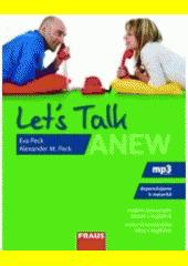Obal knihy Let's Talk Anew EN
