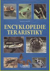 Obal knihy Encyklopedie teraristiky CZ