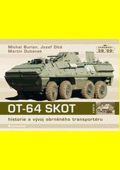 Obal knihy OT–64 SKOT CZ