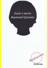 Obal knihy Zazie v metre