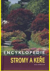 Obal knihy Stromy a keře CZ