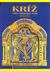 Obal knihy Kríž